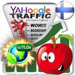 Buy Google & Yahoo Finland Webtraffic