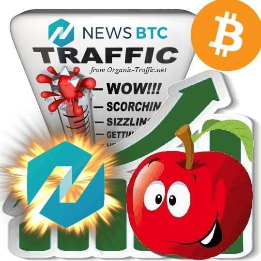 Buy NewsBTC.com Webtraffic