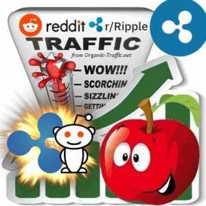 Buy Reddit r/Ripple Visitors