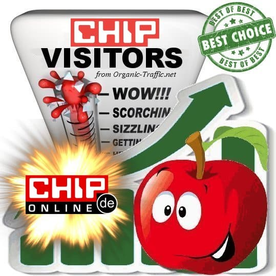 Buy Chip.de Website Traffic