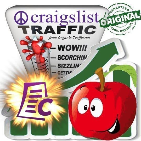 Buy Craigslist Webtraffic