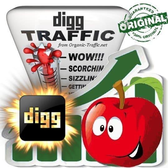 Buy Digg.com Web Traffic
