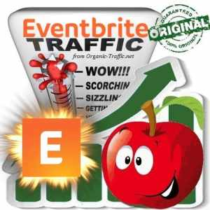 Buy Eventbrite.com Web Traffic