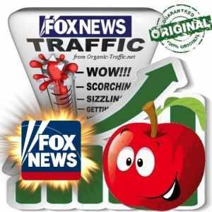 Buy Website Traffic FoxNews