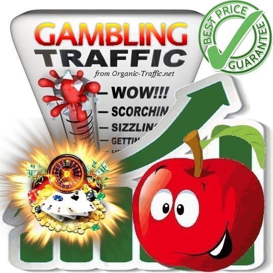 Buy Gambling Traffic Visitors