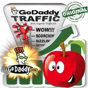 Buy GoDaddy.com Web Traffic