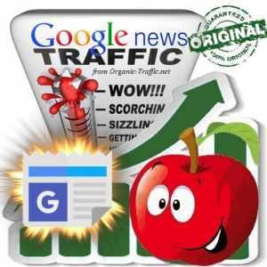 Buy Google News Web Traffic