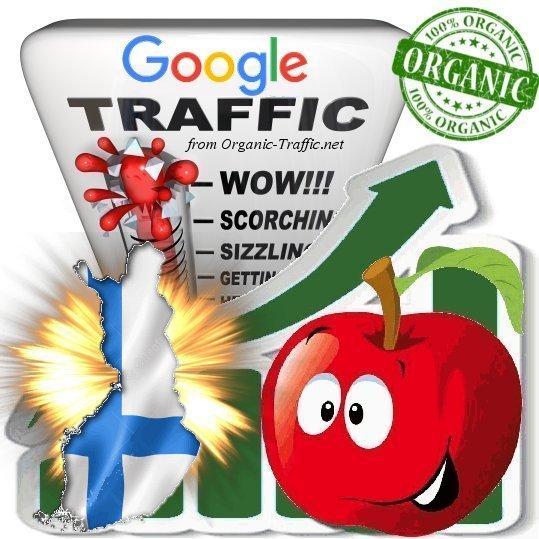 Finn Google Search Traffic