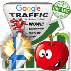 Finn Google Search Traffic
