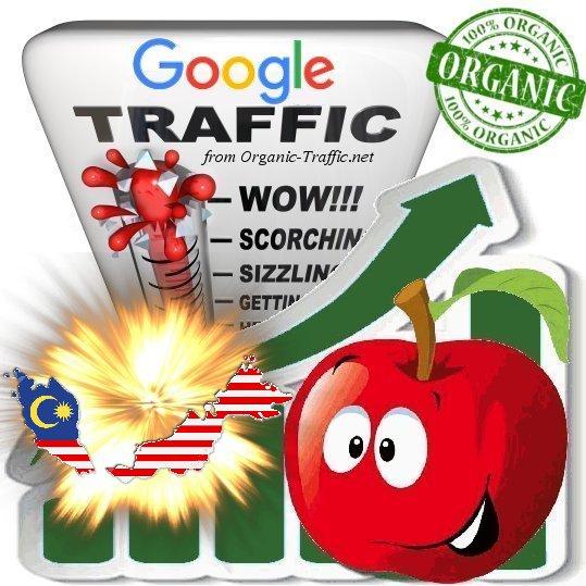 Buy Malayan Google Search Traffic