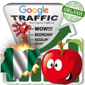 Nigerian Google Search Traffic