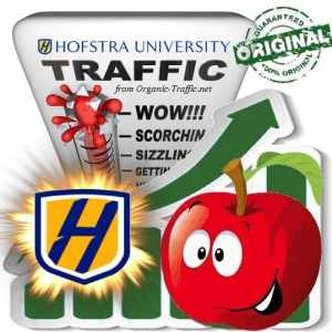 Buy University Traffic - Hofstra.edu