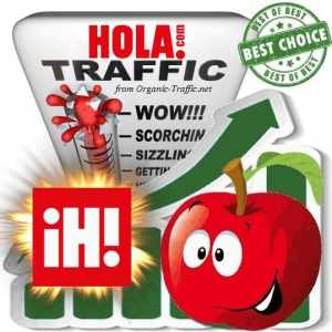 Buy Traffic from Hola.com