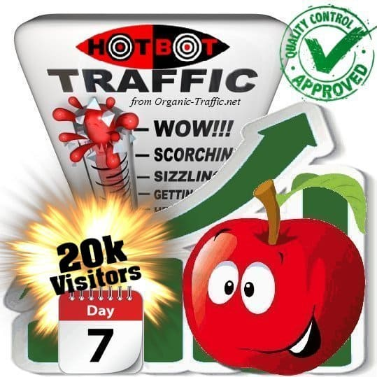 buy 20000 hotbot search traffic visitors within 7 days