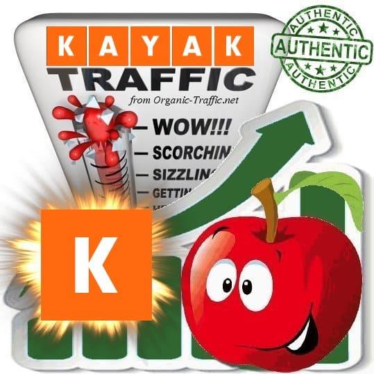 Buy Kayak.de Targeted Traffic