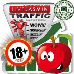 Buy Livejasmin.com Adult Traffic