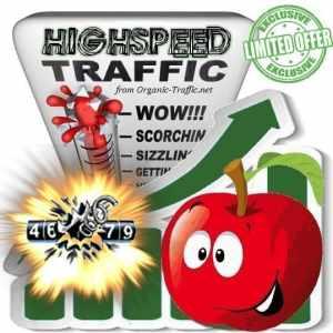 massive traffic boost