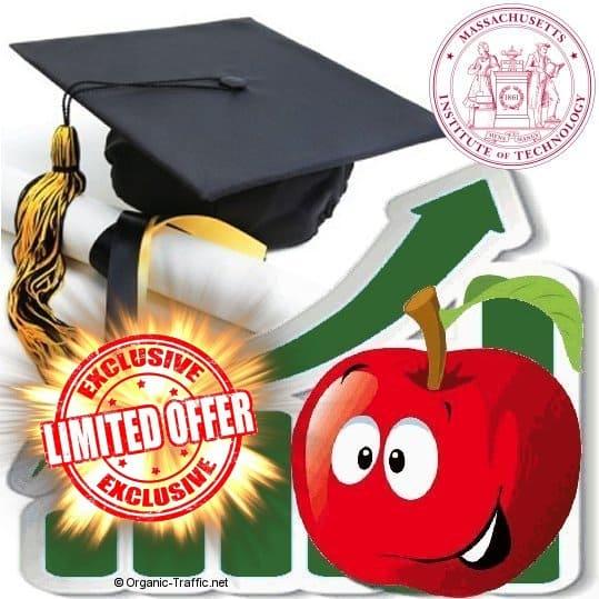 buy mit university traffic visitors