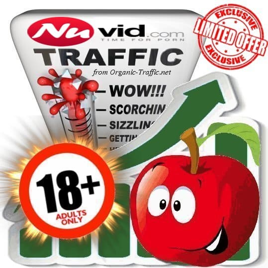 Buy Nuvid.com Adult Traffic