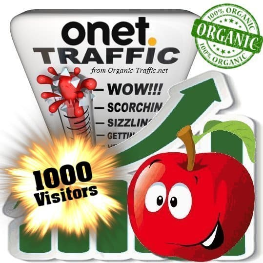 buy 1000 onet organic traffic visitors