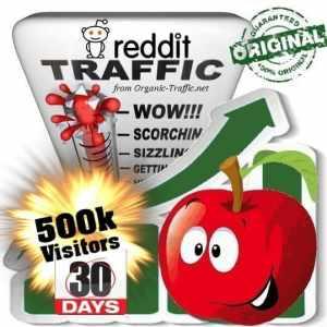get 500k reddit social traffic visitors in 30 days