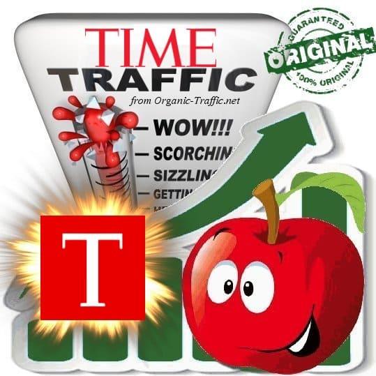 Buy Time.com Web Traffic