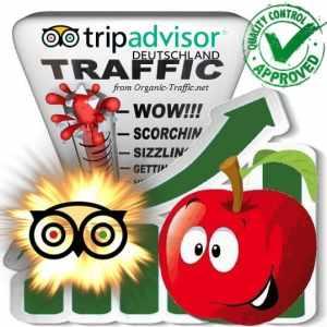 Buy TripAdvisor.de Website Traffic