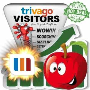 Buy Trivago.de Website Traffic