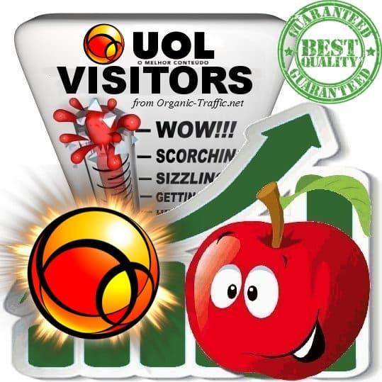 Buy Web Traffic » UOL.com.br