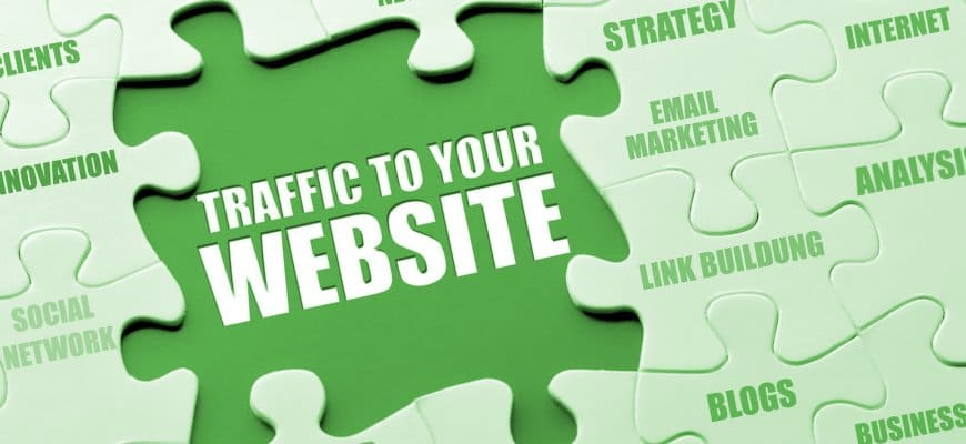 web traffic service