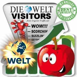 Buy Welt.de Website Traffic