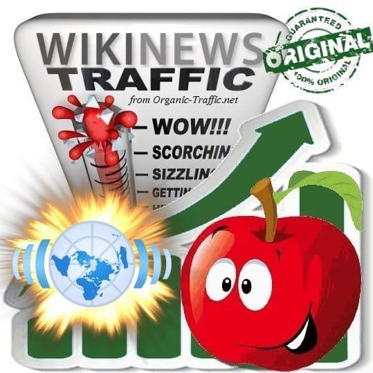 Buy WikiNews.org Web Traffic