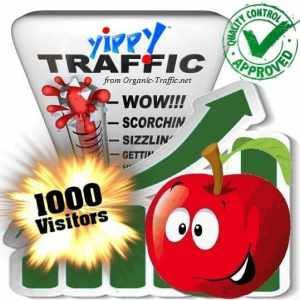 buy 1000 yippy search traffic visitors