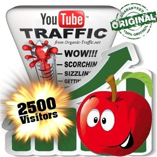 buy 2500 youtube social traffic visitors