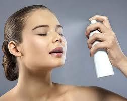 fresh face spray