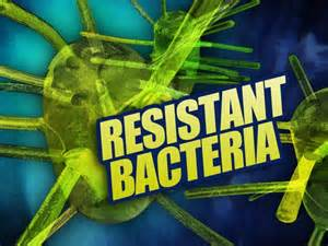 drug resistance bacteria