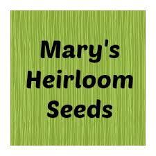 Mary's Heirloom Seeds