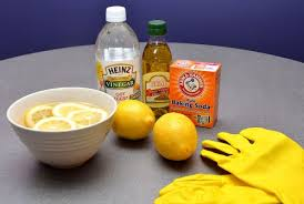 natural cleaning products to prevent allergies