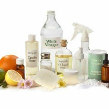 organic homemade cleaning products