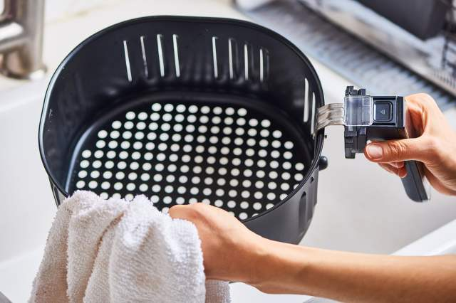 How To Clean Your Air Fryer And Maintenance Guide