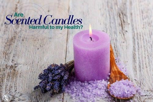 香氛蠟燭危害健康