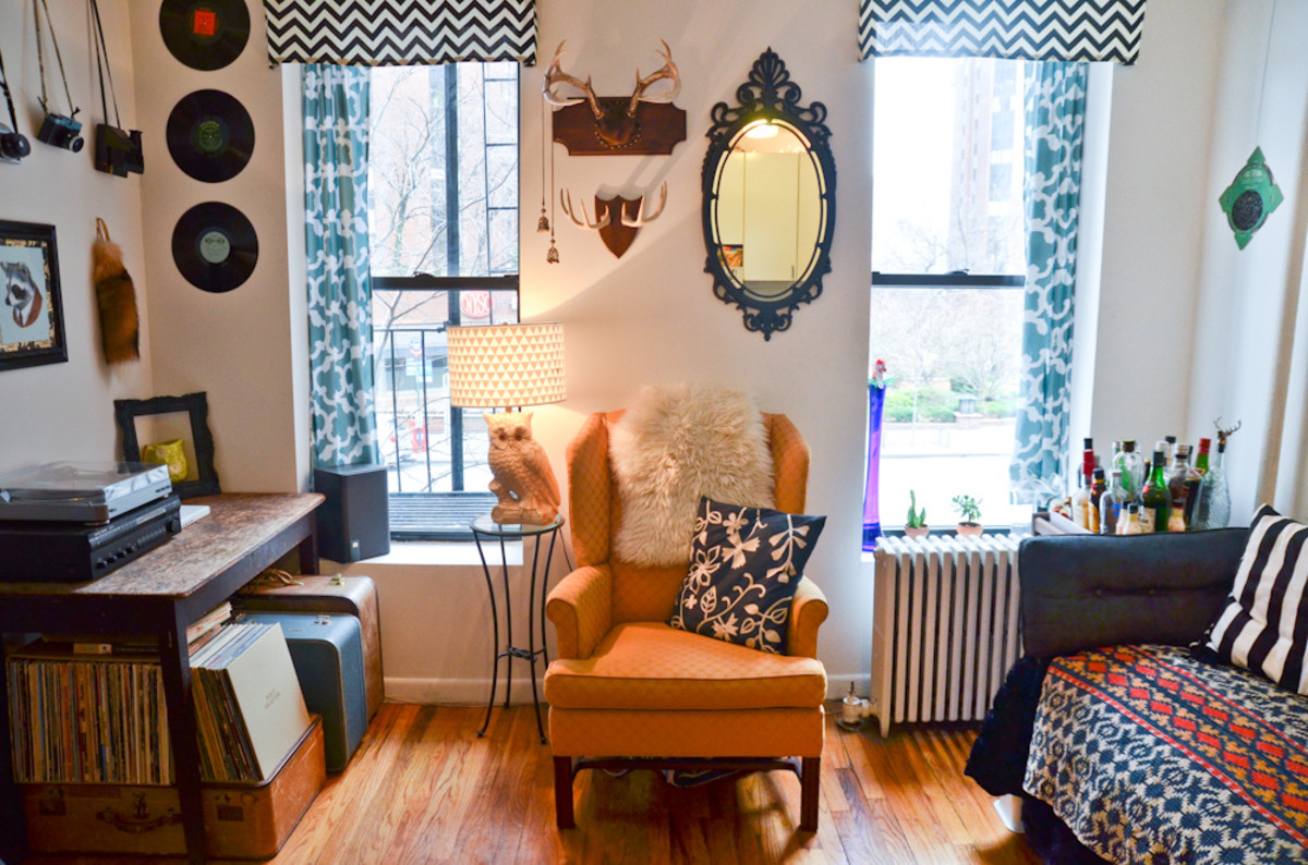 5 Tips For Decorating On A Budget Of $50 (or Less