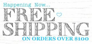 Free Shipping on natural skincare-made in Canada