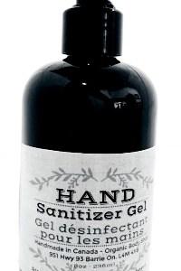 Hand Sanitizer gel 8oz