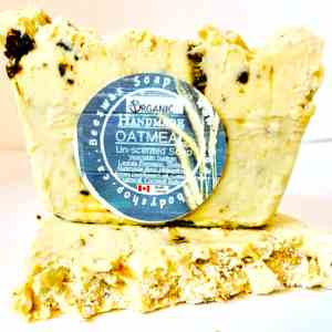 Oatmeal Anti-fungal soap Bar-unscented.all natural