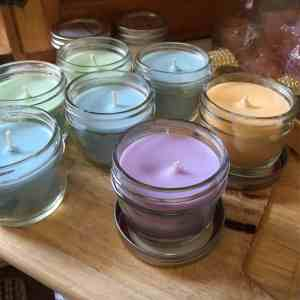 Soy Candle -Lavender essential oil