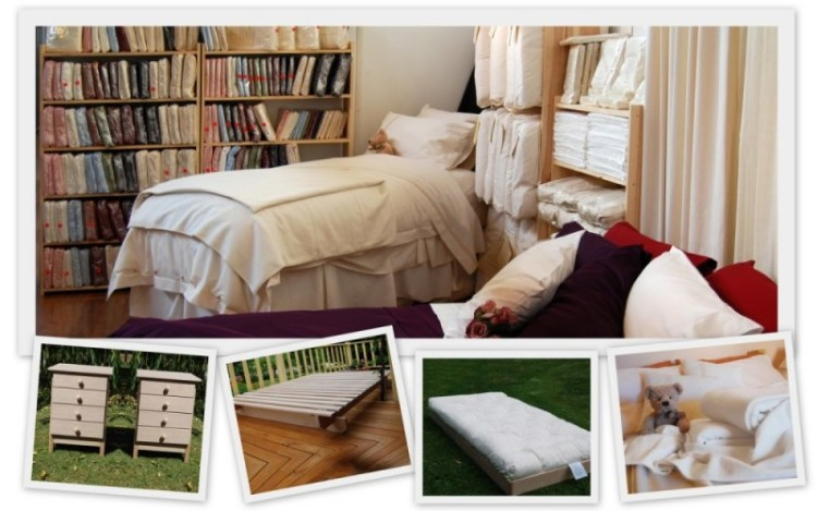 Certified Organic Cotton Bedroom Furniture