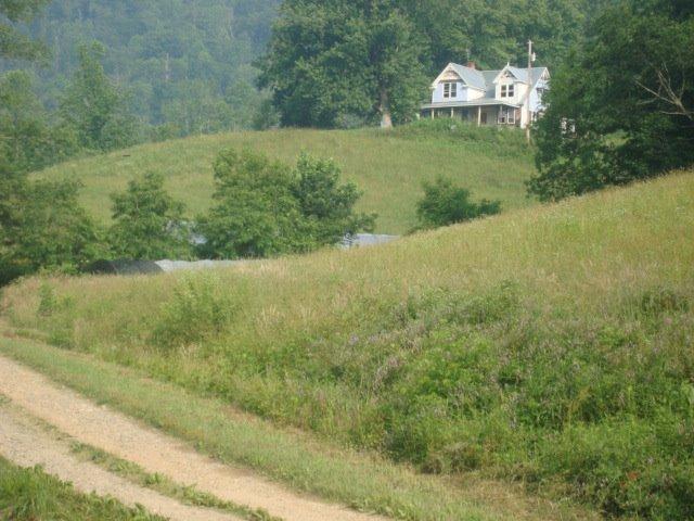 Victorian Farmhouse Organic Farm For Sale Near Asheville NC