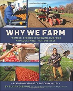 Why We Farm by Elvira Di'Brigit