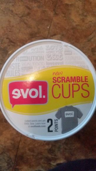 evol Scramble Cups